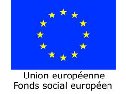 Logo Fonds social europen