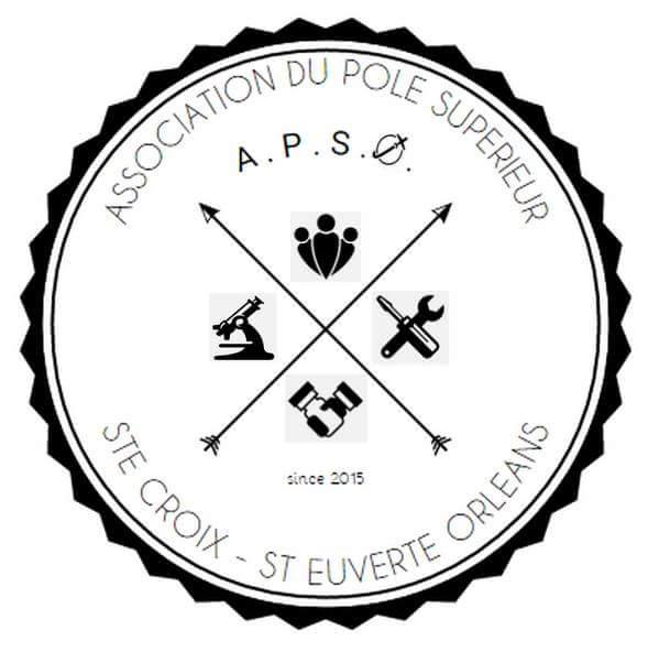 logo de l'Association du Pôle Sup' de Sainte Croix – Saint Euverte